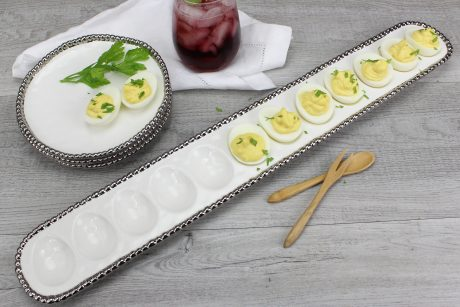 Pampa Bay Salerno Deviled Egg Tray
