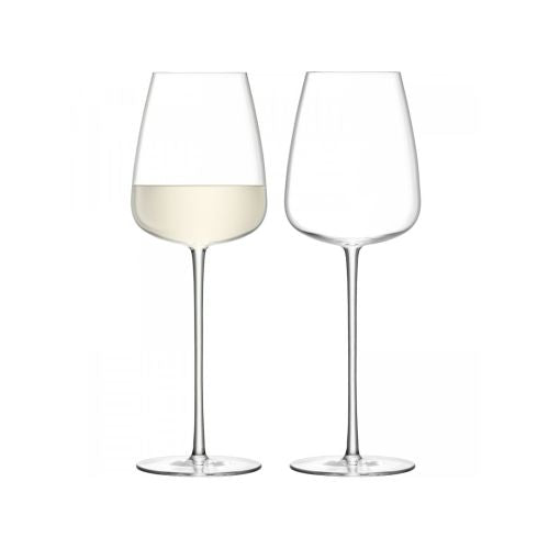 LSA International Wine Culture White Wine Glass Set Of 2