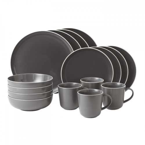 Gordon Ramsay Maze 16-Piece Set Slate