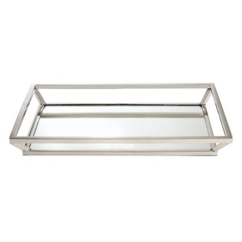 Leeber Beam Mirrored Tray