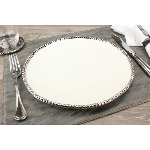 Pampa Bay Round Dinner Plate