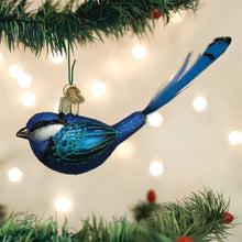 Load image into Gallery viewer, Old World Christmas Hanging Tree Ornament - Fairy Wren