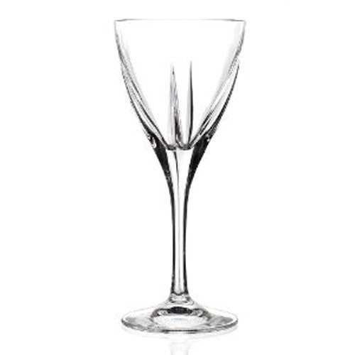 Rcr Fusion Crystal Wine Glass Set Of 6