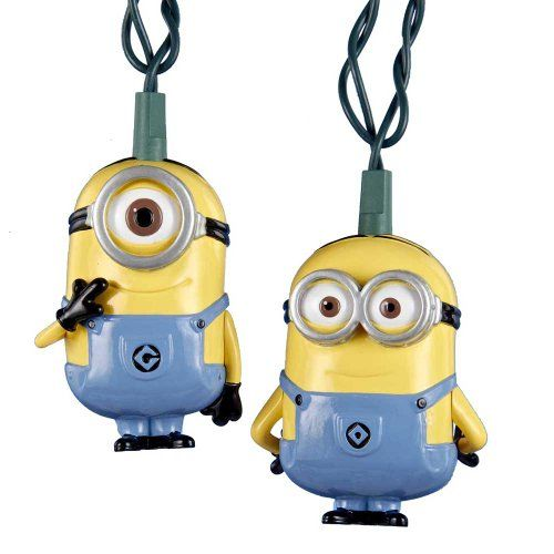 Kurt Adler 10/L Despicable Me�?� Minion Light Set