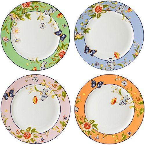 Ansley Cottage Garden Plates - Mixed