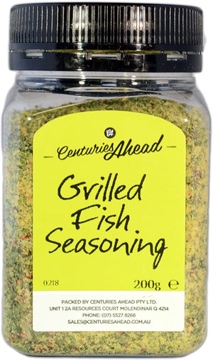 CA Grilled Fish Seasoning 200g