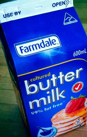 Farmdale Cultured Buttermilk 600ml