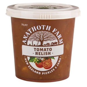 Anathoth Farms Tomato Relish 390g