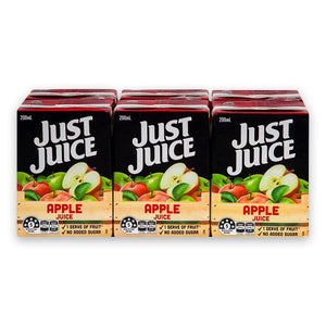 Just Juice Apple 6 x 200ml