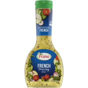 Praise  French Original Dressing 330ml