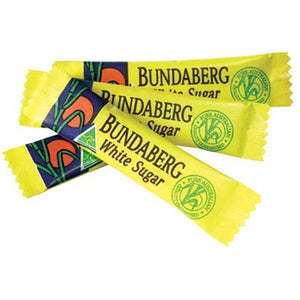 Bundaberg White Sugar Sticks 2000pk