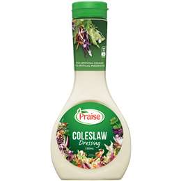 Praise Coleslaw Dressing  330ml