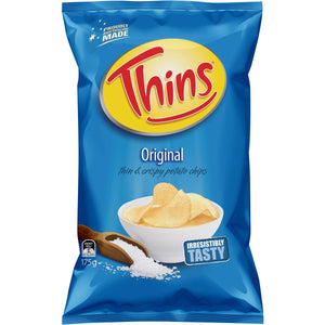 Thins Chips Original Salted 175g