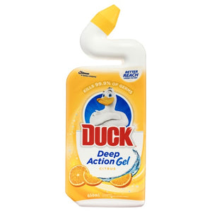 Duck Deep Action Toilet Gel Citrus 750ml