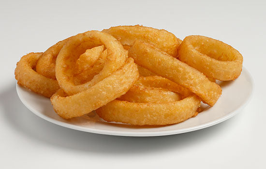 Lambweston Onion Rings Beer Battered 1.13kg