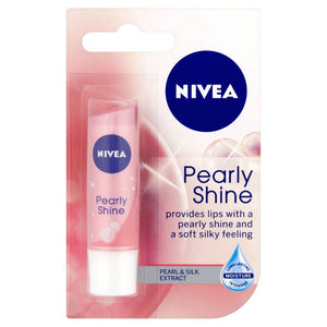 Nivea Lip Balm Pearly Shine 4.8g