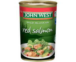 John West Red Salmon 415g