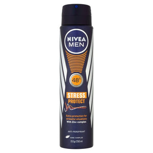 Nivea Men Deodorant  Stress Protect 48hr 250ml