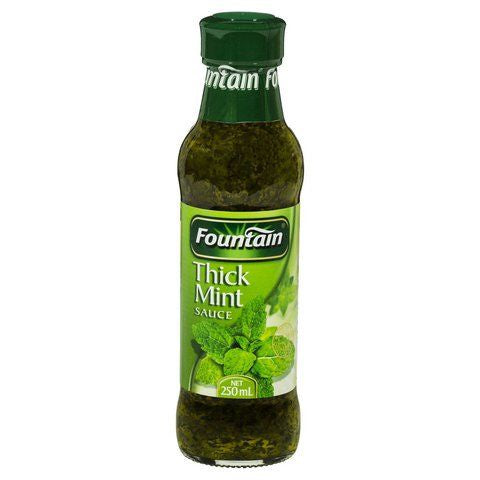 Fountain Thick Mint Sauce 250ml