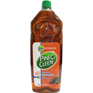 Dettol Pine O Cleen Disinfectant Pine Fresh 1.25L
