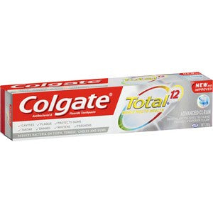 Colgate Total Advanced Clean Toothpaste 200g