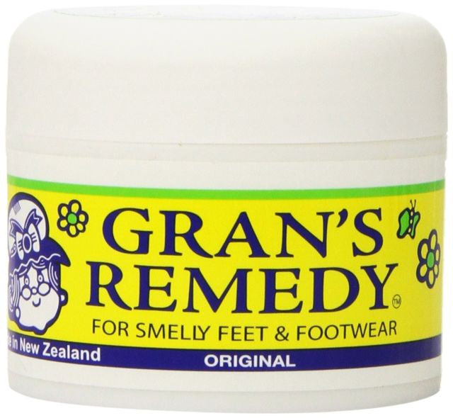 Grans Remedy Feet Powder 50gms