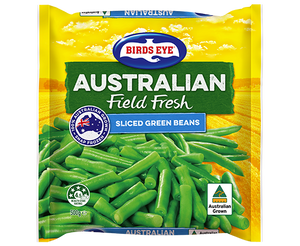 Birds Eye Sliced Beans 500g