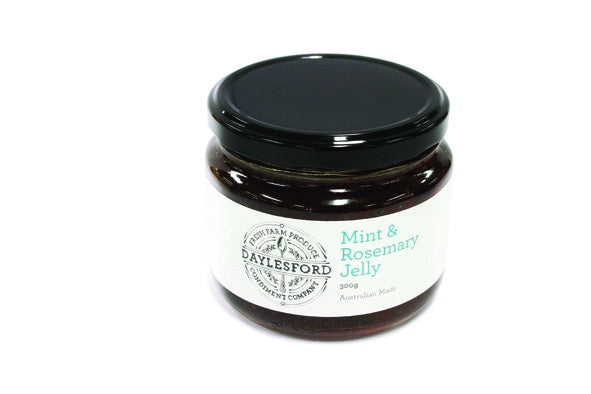 Daylesford CC Mint & Rosemary Jelly