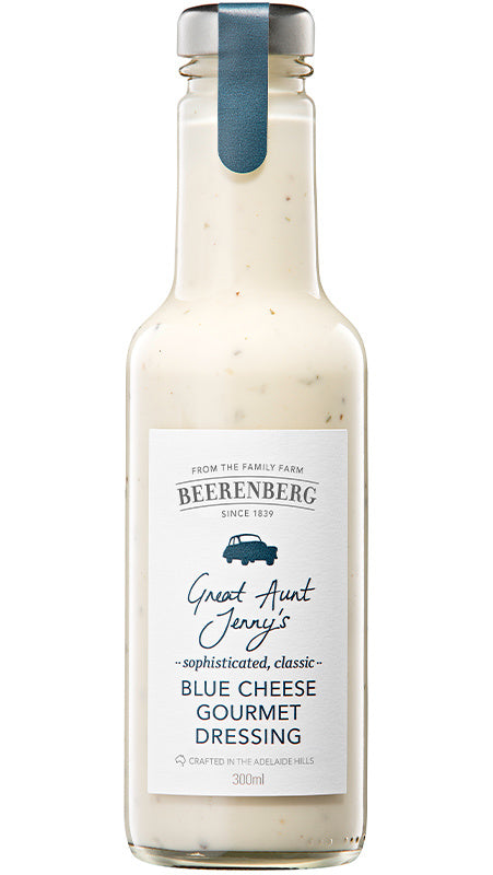 Beerenberg Blue Cheese Gourmet Dressing 300ml