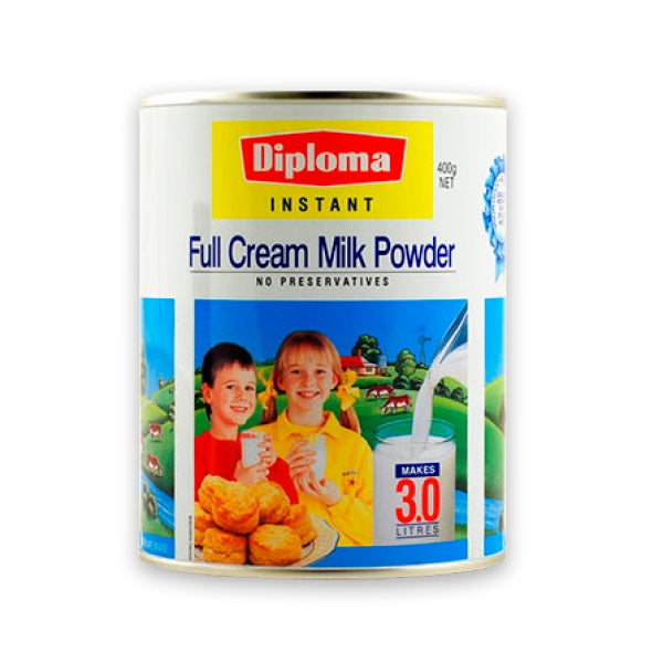 Diploma Full Cream Milk Powder 400g