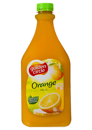 Golden Circle 2L Orange Juice