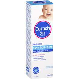 Curash Nappy Cream 100g