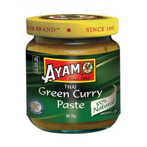 Ayam Paste Thai Green Curry 195g