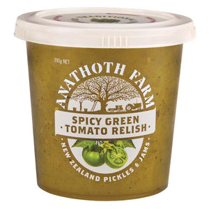 Anathoth Farms Spicy Green Tomato 390g