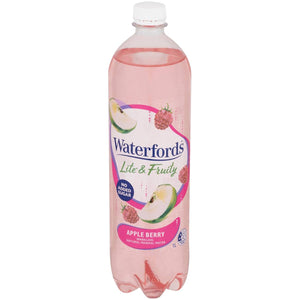 Waterfords Mineral Water Apple Berry 1l