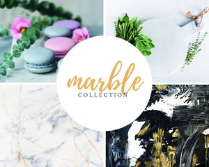 Esquisite Marble Collection of Papers 40pk