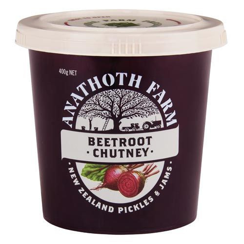 Anathoth Farms Beetroot Chutney 400g