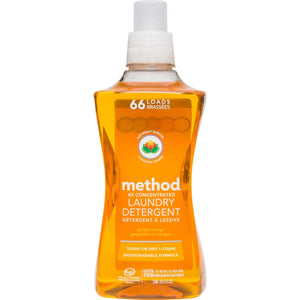 Method Laundry Detergent Ginger Mango 1.58L