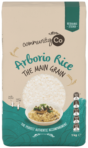 Community Co Arborio Rice 1kg