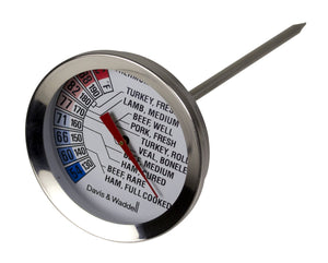 Davis&Waddell Roast Meat Thermometer