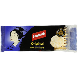 Fantastic Rice Crackers Original 100g