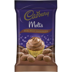 Cadbury Baking Milk Chocolate Melts 225g