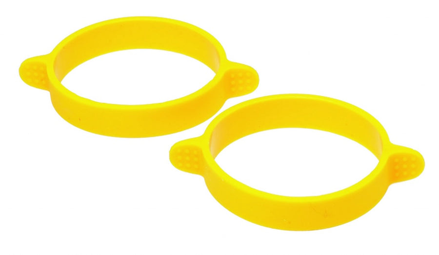 Silicone Egg Ring Yellow S/2