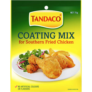 Tandaco Southern Fried Chicken Coating 75g