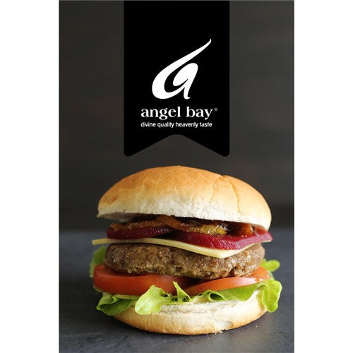 Angel Bay Gluten Free Beef Burger Patties 100g/21pcs