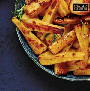 Honey Glazed Roast Parsnips 600g