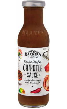 Barkers Chipotle Sauce 300g