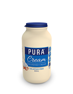 Pura Thickened Cream 600ml