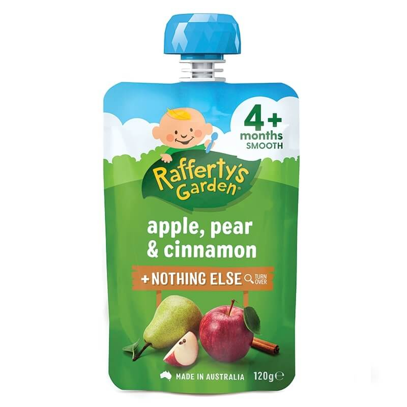 Rafferty's Garden Apple, Pear and Cinnamon 120g