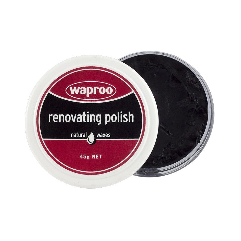 Waproo Renovating Polish Black 45g